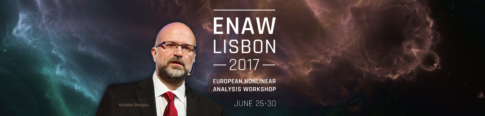 ENAW Lisbon 2017 - European Nonlinear Analysis Workshop